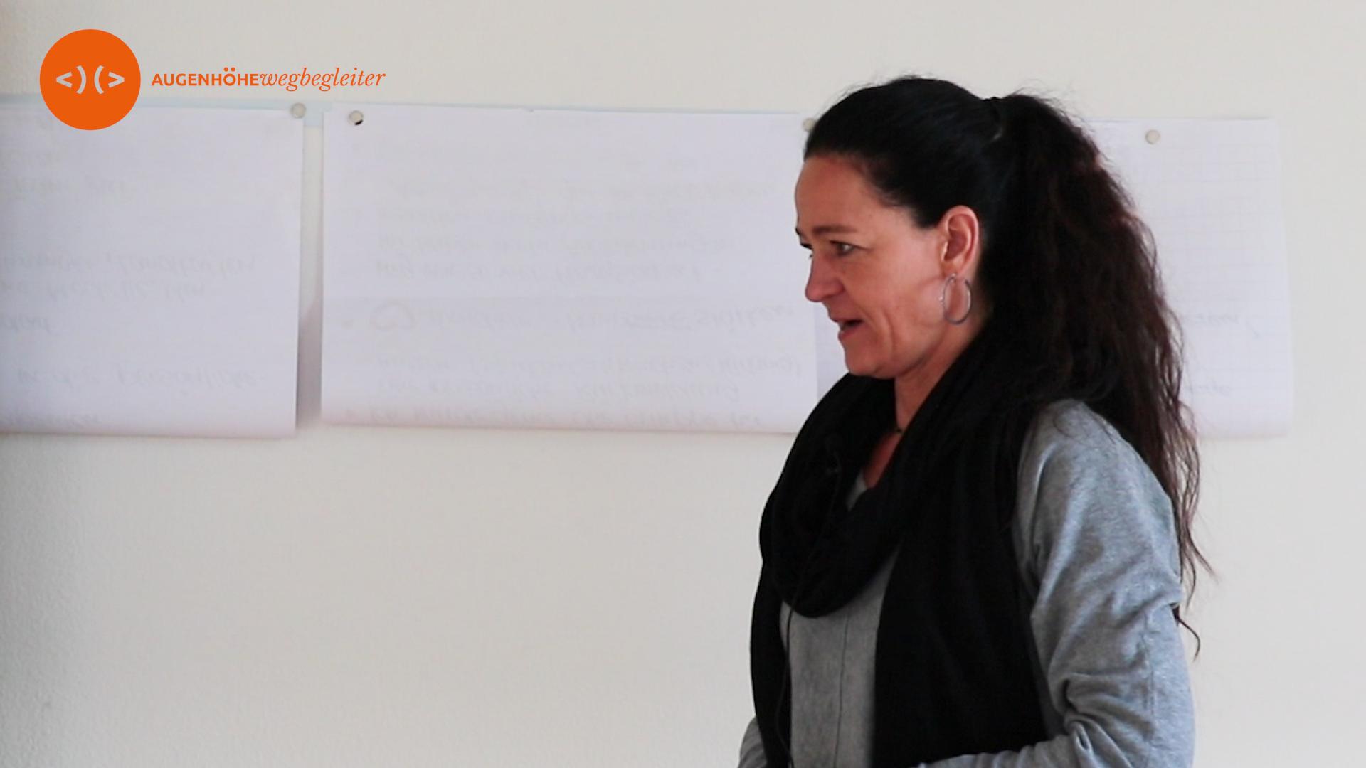 """AUGENHÖHEwegbegleiter Entwicklungsprogramm Gruppe #04 Modul 1 """"Fundiert starten"""""""